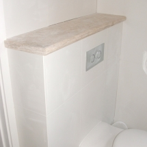 Stone Cocealed Cistern