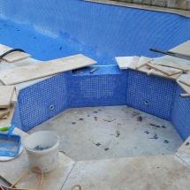 Turramurra Pool Coping Install