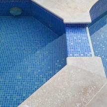 Turramurra Pool Water Filled